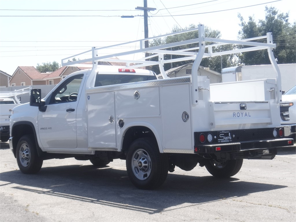 2020 Silverado 2500 Regular Cab 4x2, Royal Service Body #C160044 - photo 1