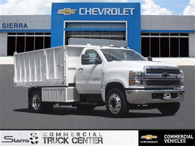 2019 Chevrolet Silverado 5500 Regular Cab DRW 4x2, Royal Landscape Dump #C160049 - photo 1