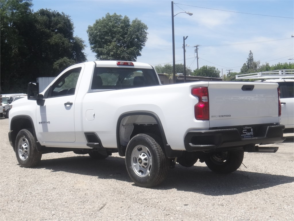 2020 Chevrolet Silverado 2500 Regular Cab 4x2, Pickup #C160085 - photo 1