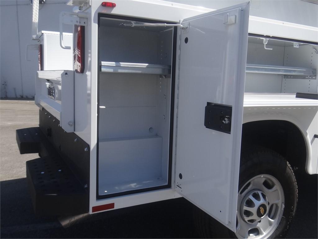 2020 Chevrolet Silverado 2500 Crew Cab 4x4, Knapheide Steel Service Body #C160101 - photo 14