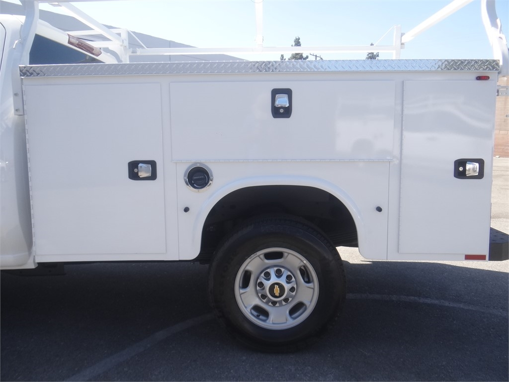 2020 Chevrolet Silverado 2500 Crew Cab 4x4, Knapheide Steel Service Body #C160101 - photo 18