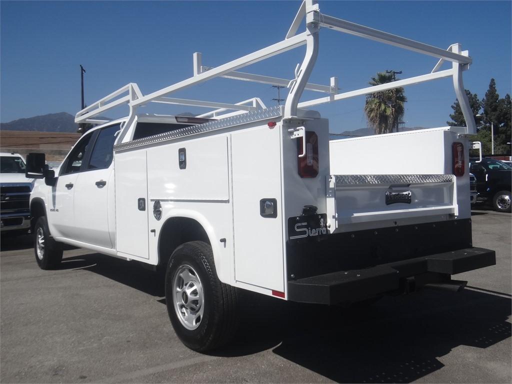 2020 Chevrolet Silverado 2500 Crew Cab 4x4, Knapheide Steel Service Body #C160101 - photo 2
