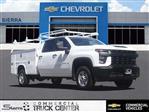 2020 Chevrolet Silverado 2500 Crew Cab 4x4, Knapheide Steel Service Body #C160101 - photo 1