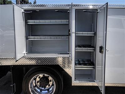 2019 Silverado 5500 Regular Cab DRW 4x2, Royal Service Body Saw Body #C160114 - photo 12