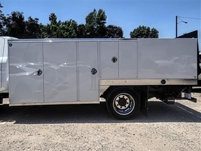 2019 Chevrolet Silverado 5500 Regular Cab DRW 4x2, Royal Service Body Saw Body #C160114 - photo 14