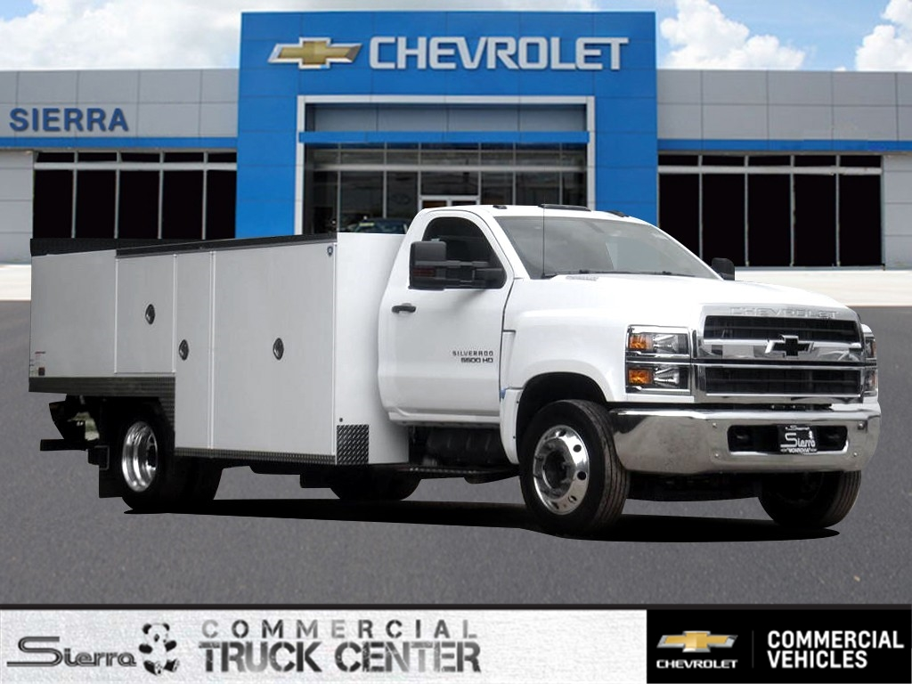 2019 Chevrolet Silverado 5500 Regular Cab DRW 4x2, Royal Service Body Saw Body #C160115 - photo 1