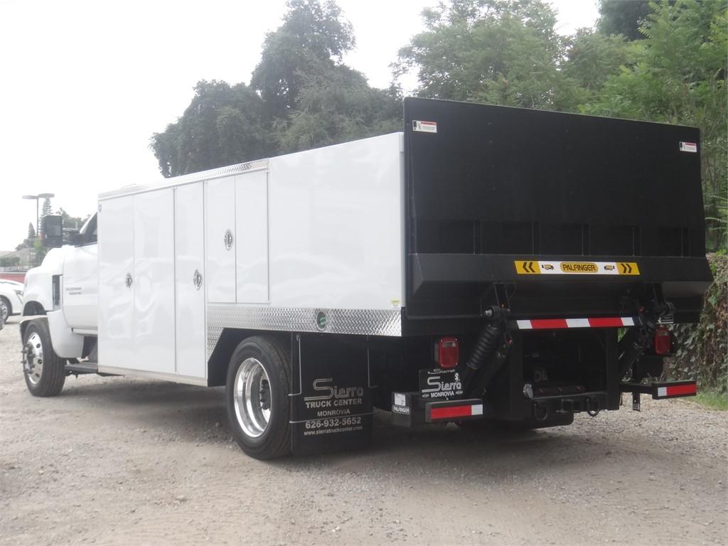 2019 Chevrolet Silverado 5500 Regular Cab DRW 4x2, Royal Saw Body #C160115 - photo 1