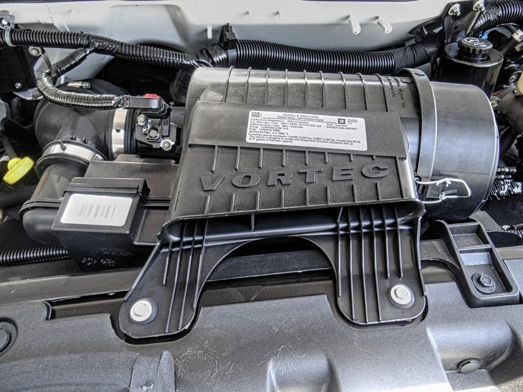 2020 Express 3500 4x2, Morgan Parcel Aluminum Cutaway Van #C160116 - photo 13