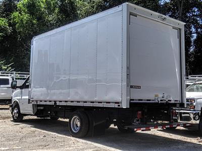 2020 Express 3500 4x2, Morgan Parcel Aluminum Cutaway Van #C160116 - photo 2