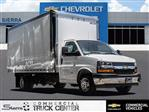 2020 Express 3500 4x2, Morgan Parcel Aluminum Cutaway Van #C160116 - photo 1