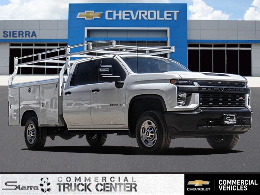 2020 Chevrolet Silverado 2500 Crew Cab 4x2, Royal Service Body #C160119 - photo 1