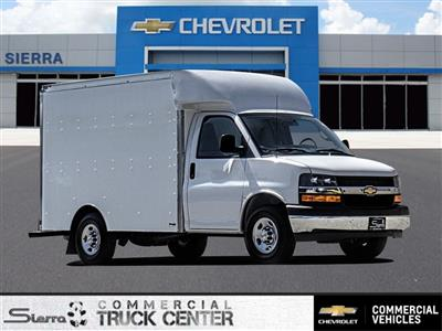 2020 Chevrolet Express 3500 4x2, Supreme Spartan Cargo Cutaway Van #C160130 - photo 1