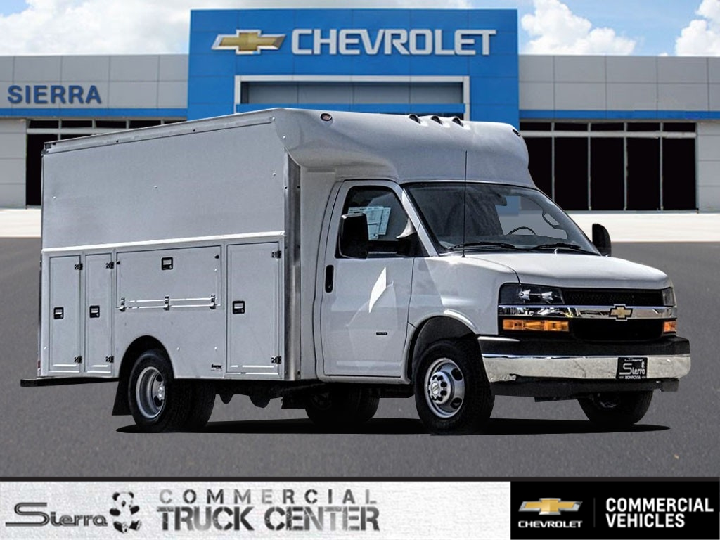 2020 Chevrolet Express 3500 4x2, Supreme Service Utility Van #C160133 - photo 1