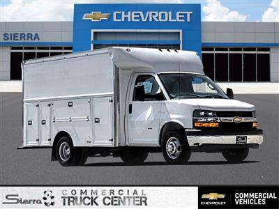 2020 Chevrolet Express 3500 4x2, Supreme Spartan Service Utility Van #C160137 - photo 1