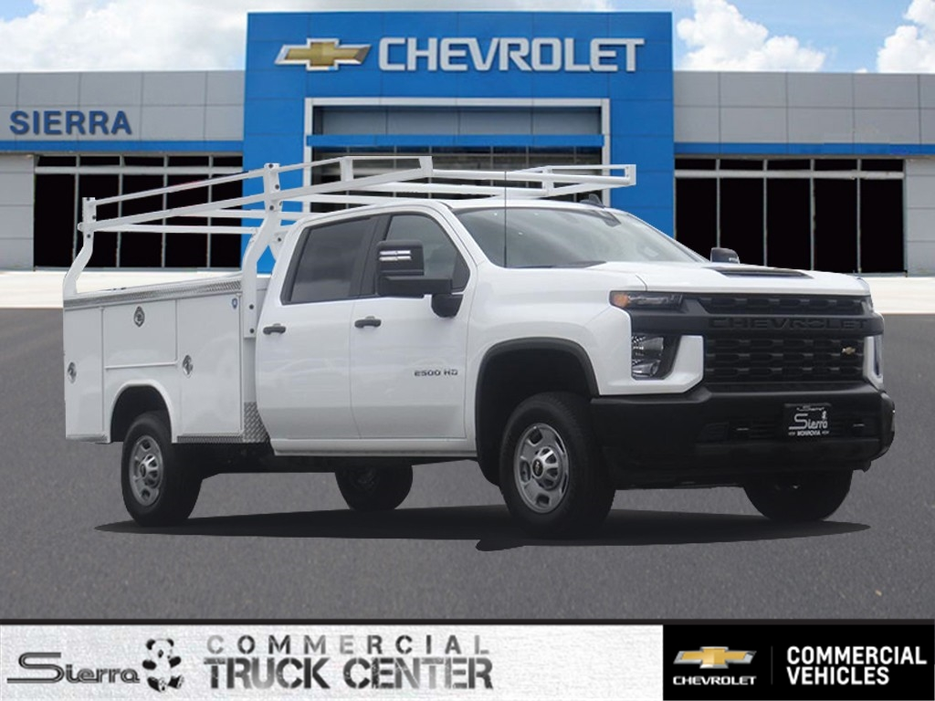2020 Chevrolet Silverado 2500 Crew Cab 4x2, Royal Service Body #C160174 - photo 1