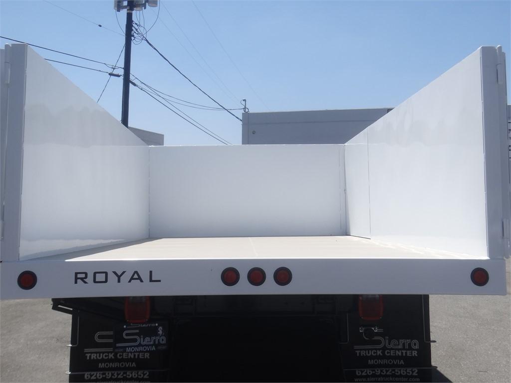 2019 Chevrolet Silverado 5500 Regular Cab DRW 4x2, Royal Landscape Dump #C160192 - photo 11