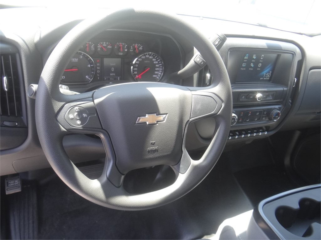 2019 Chevrolet Silverado 5500 Regular Cab DRW 4x2, Royal Landscape Dump #C160192 - photo 4