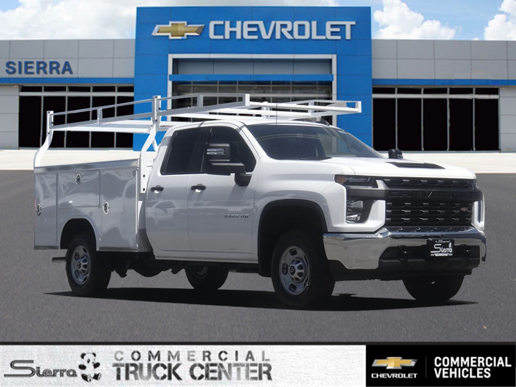 2020 Chevrolet Silverado 2500 Double Cab 4x2, Royal Service Body #C160256 - photo 1