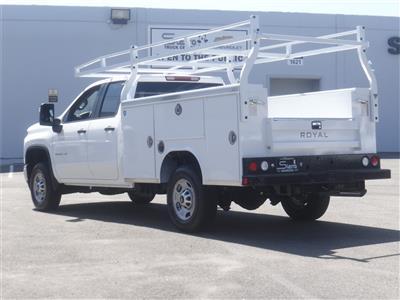 2020 Chevrolet Silverado 2500 Double Cab 4x2, Royal Service Body #C160256 - photo 21