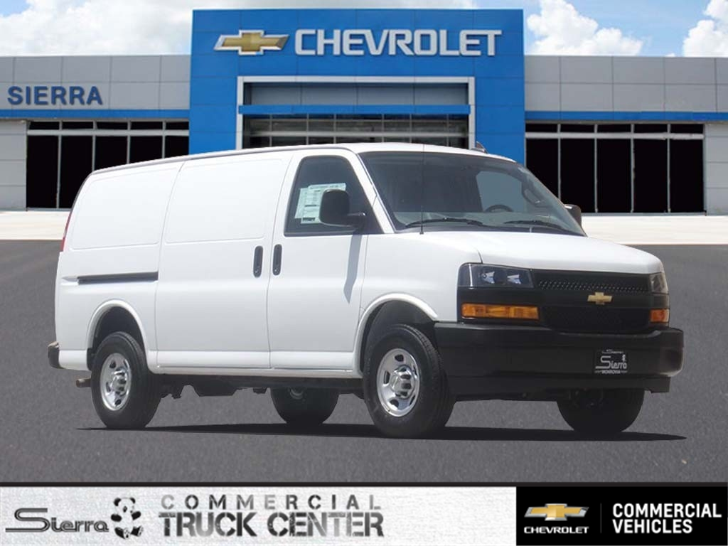 2020 Chevrolet Express 2500 4x2, Adrian Steel Upfitted Cargo Van #C160284 - photo 1