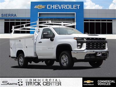 2020 Chevrolet Silverado 2500 Regular Cab 4x2, Royal Service Body #C160285 - photo 1