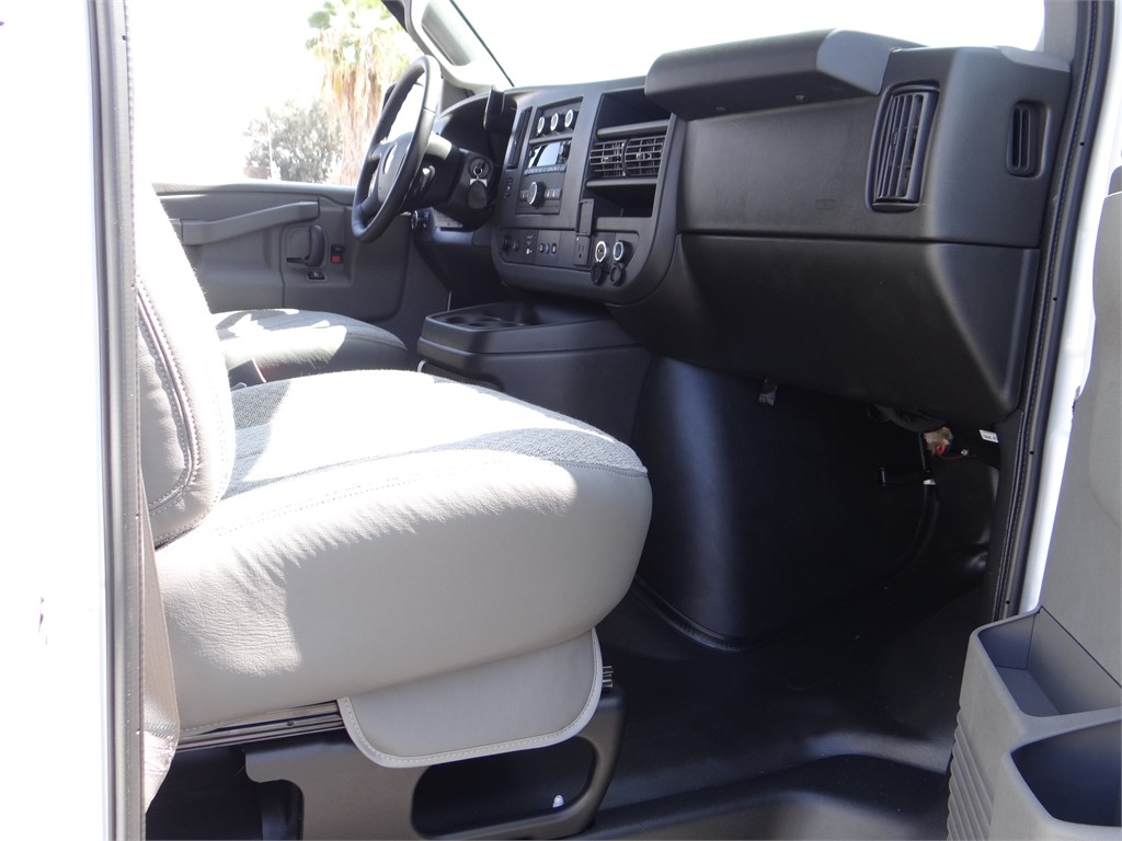 2020 Chevrolet Express 2500 4x2, Adrian Steel Upfitted Cargo Van #C160288 - photo 11