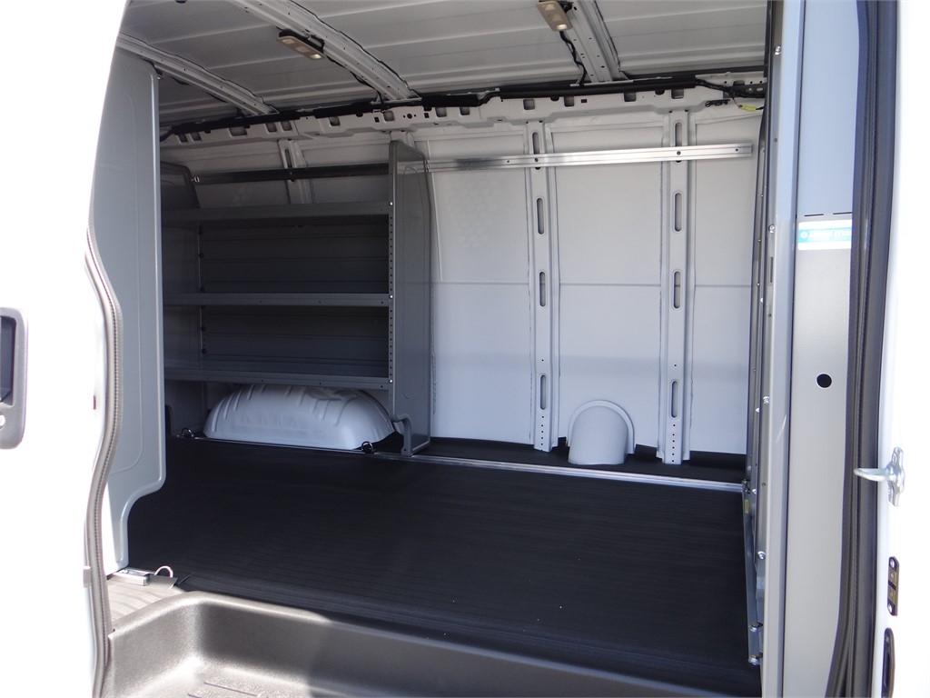 2020 Chevrolet Express 2500 4x2, Adrian Steel Upfitted Cargo Van #C160288 - photo 12