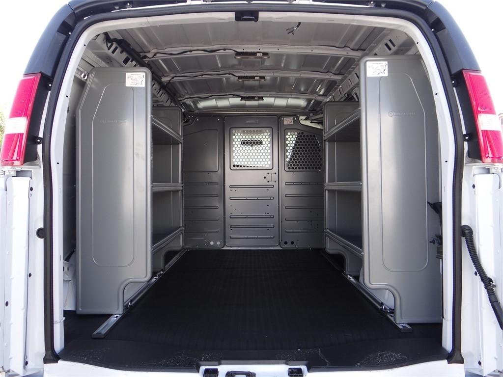 2020 Chevrolet Express 2500 4x2, Adrian Steel Upfitted Cargo Van #C160288 - photo 1