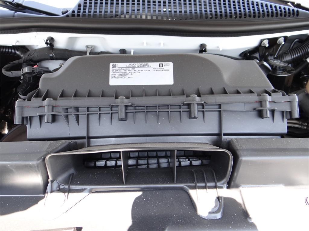 2020 Chevrolet Express 2500 4x2, Adrian Steel Upfitted Cargo Van #C160288 - photo 16