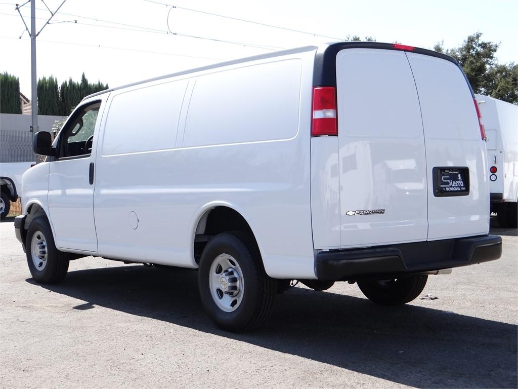 2020 Chevrolet Express 2500 4x2, Adrian Steel Upfitted Cargo Van #C160288 - photo 17
