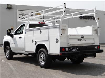 2020 Chevrolet Silverado 2500 Regular Cab 4x2, Royal Service Body #C160300 - photo 2