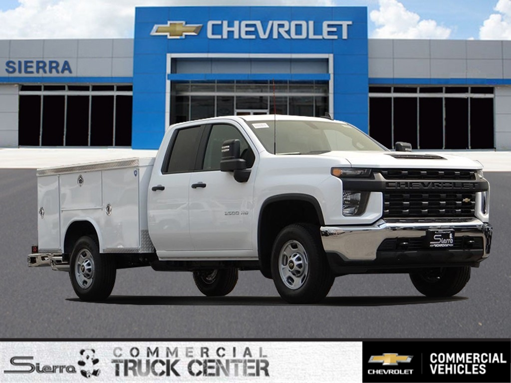 2020 Chevrolet Silverado 2500 Double Cab 4x2, Royal Service Body #C160307 - photo 1