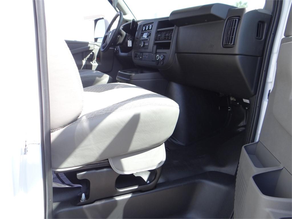2020 Chevrolet Express 3500 4x2, Royal RSV Service Utility Van #C160337 - photo 10
