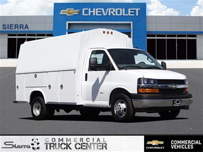 2020 Chevrolet Express 3500 4x2, Royal RSV Service Utility Van #C160337 - photo 1