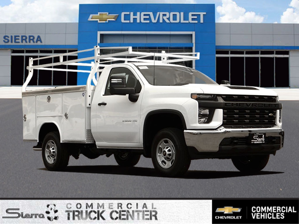 2020 Chevrolet Silverado 2500 Regular Cab 4x2, Royal Service Body #C160338 - photo 1