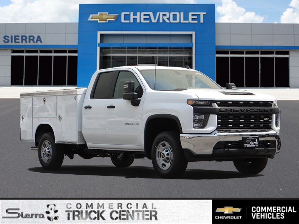 2020 Chevrolet Silverado 2500 Double Cab 4x2, Royal Service Body #C160342 - photo 1