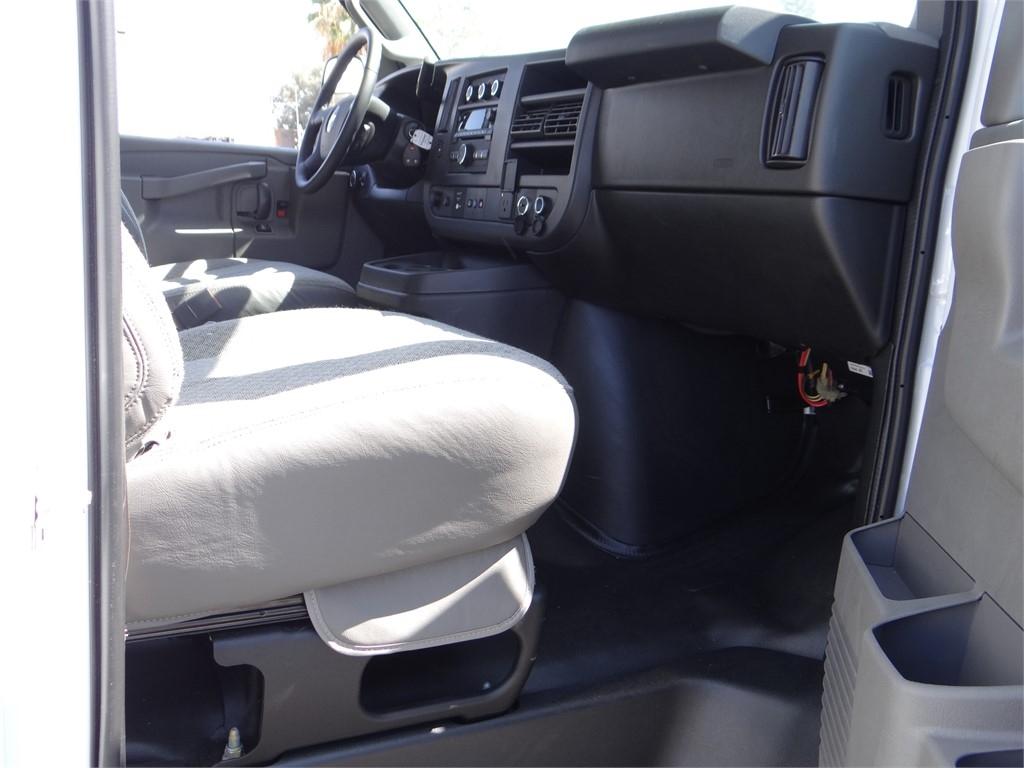 2020 Chevrolet Express 3500 4x2, Supreme Spartan Service Utility Van #C160343 - photo 11