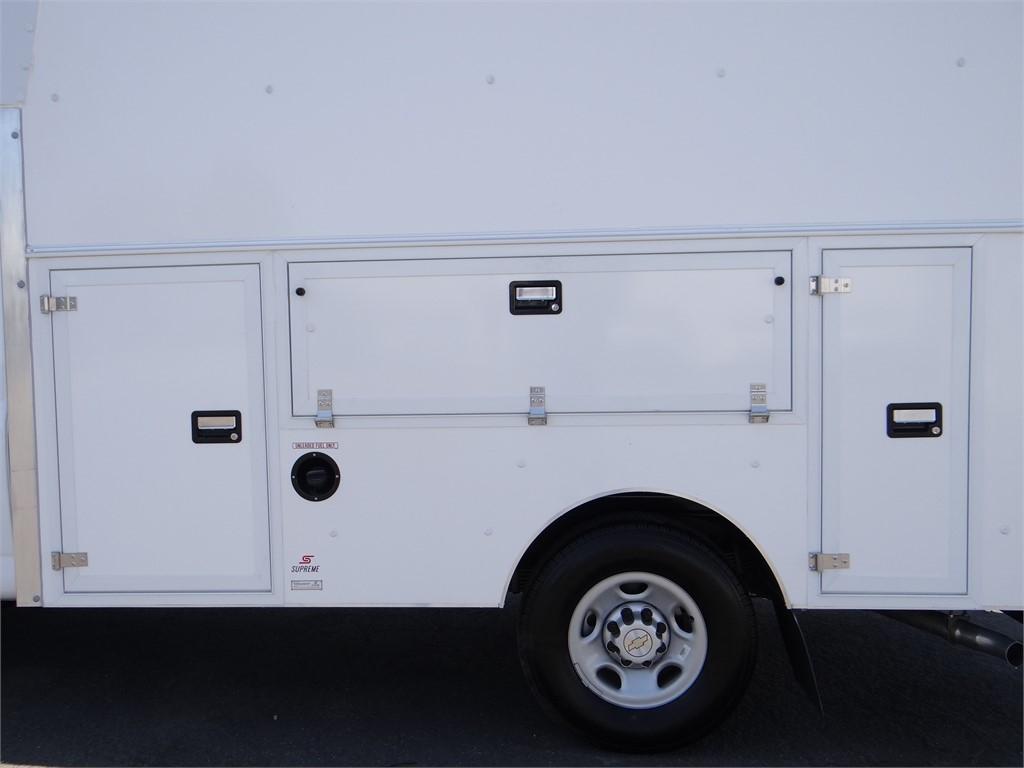 2020 Chevrolet Express 3500 4x2, Supreme Spartan Service Utility Van #C160343 - photo 17