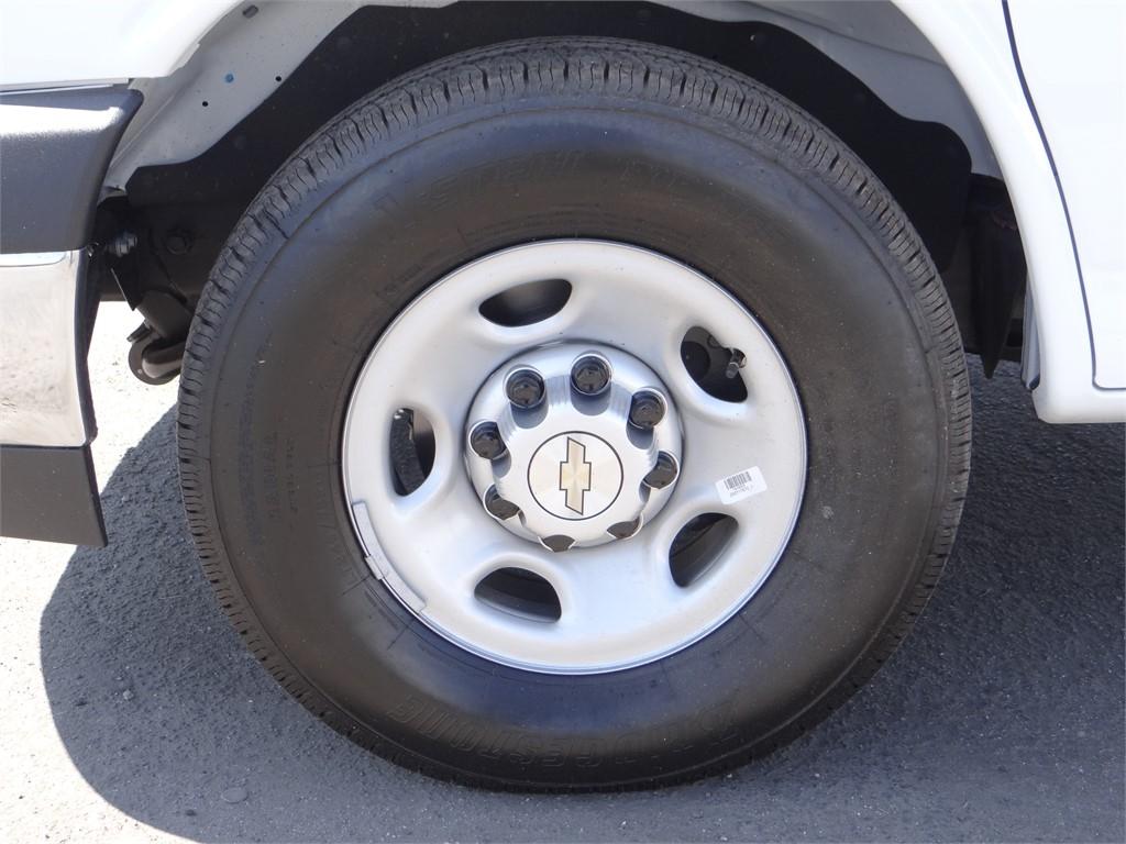 2020 Chevrolet Express 3500 4x2, Supreme Spartan Service Utility Van #C160343 - photo 18