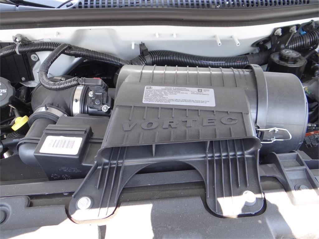 2020 Chevrolet Express 3500 4x2, Supreme Spartan Service Utility Van #C160343 - photo 19