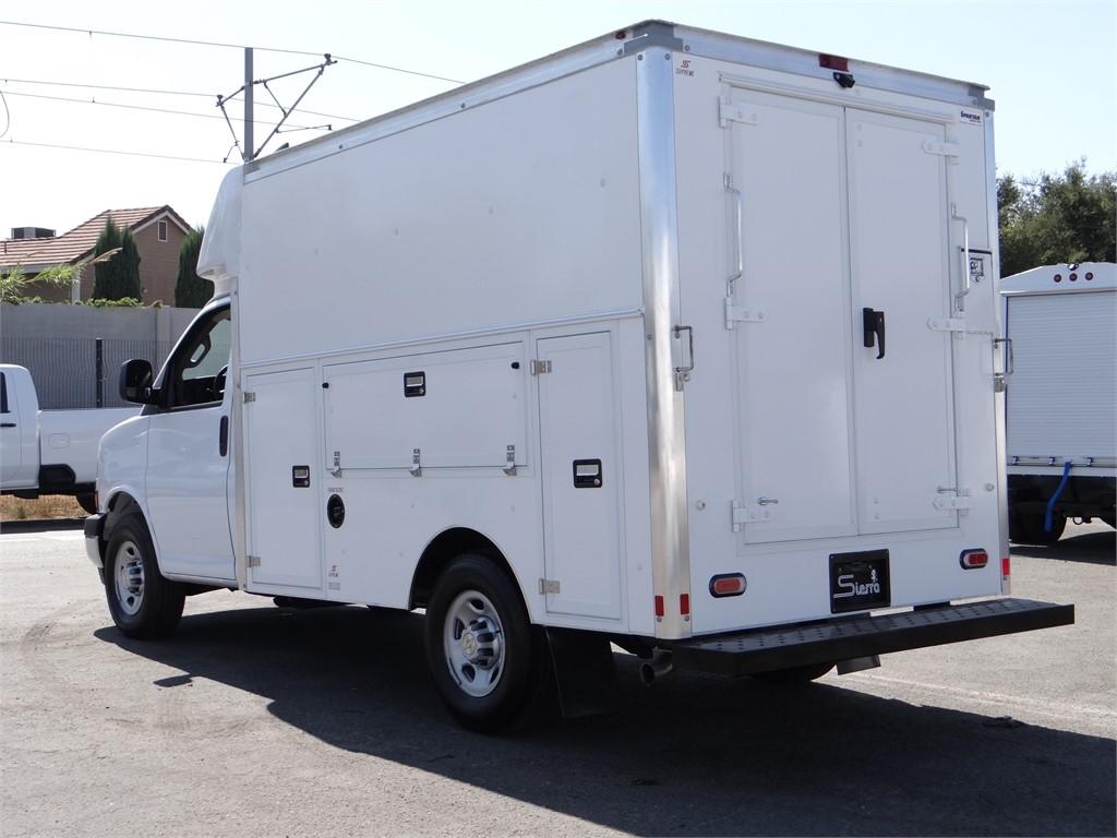 2020 Chevrolet Express 3500 4x2, Supreme Spartan Service Utility Van #C160343 - photo 2