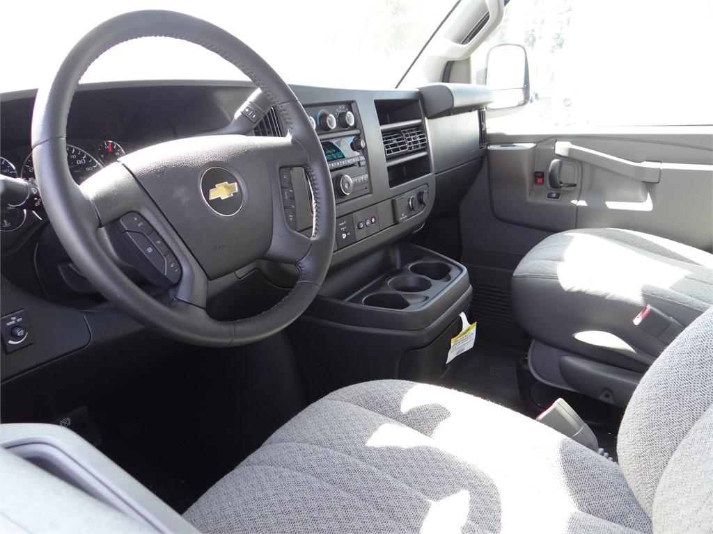 2020 Chevrolet Express 3500 4x2, Supreme Spartan Service Utility Van #C160343 - photo 3