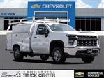 2020 Chevrolet Silverado 2500 Regular Cab 4x2, Royal Service Body #C160354 - photo 1