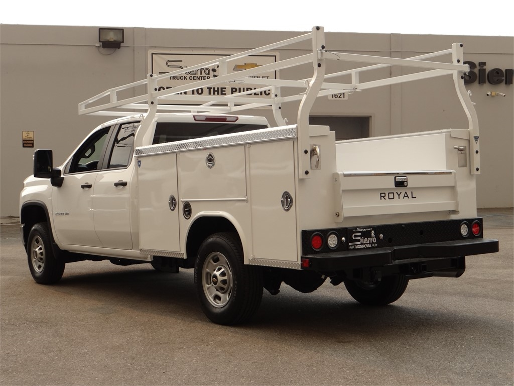 2020 Chevrolet Silverado 2500 Double Cab 4x2, Royal Service Body #C160361 - photo 1
