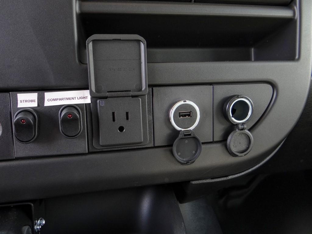 2020 Chevrolet Express 3500 4x2, Knapheide KUV Service Utility Van #C160414 - photo 9