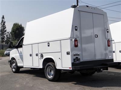 2020 Chevrolet Express 3500 4x2, Knapheide KUV Service Utility Van #C160414 - photo 2