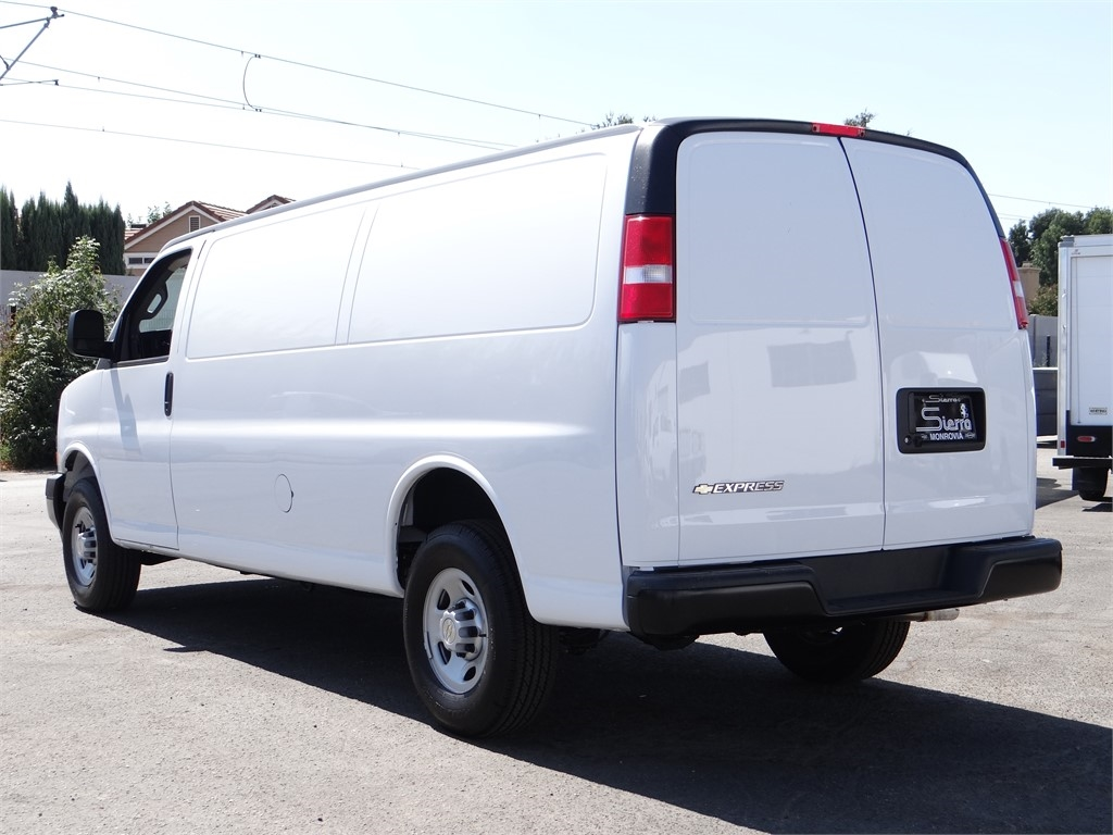 2020 Chevrolet Express 2500 4x2, Adrian Steel Upfitted Cargo Van #C160420 - photo 17