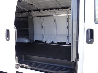 2020 Chevrolet Express 2500 4x2, Adrian Steel Upfitted Cargo Van #C160420 - photo 12