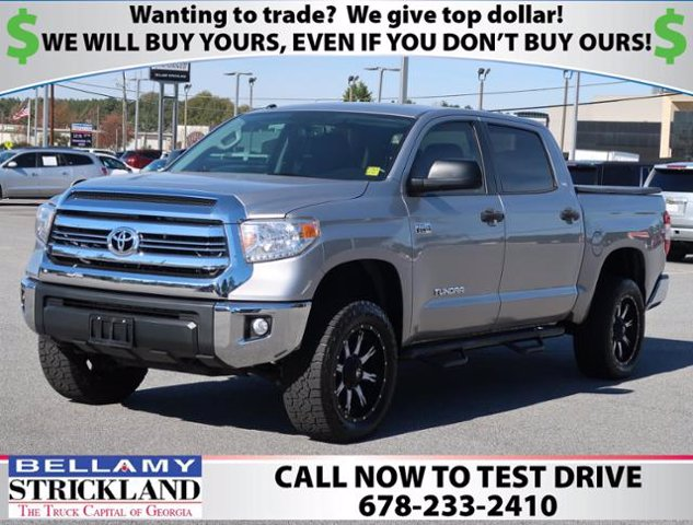 2017 Toyota Tundra Crew Cab 4x4, Pickup #24471A - photo 1