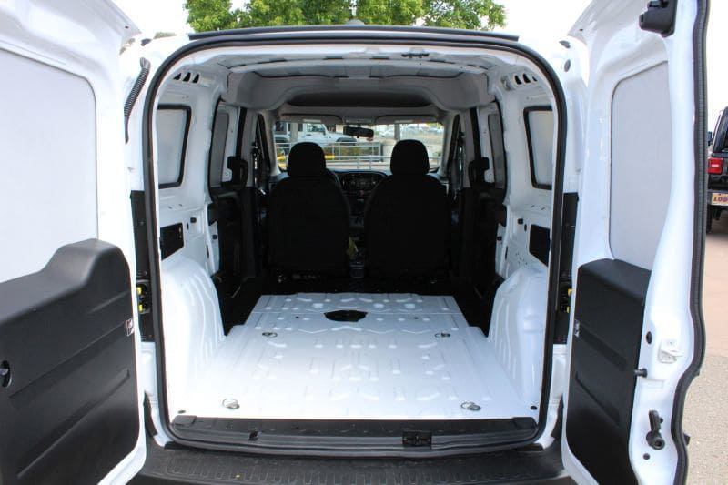 2018 ProMaster City FWD,  Empty Cargo Van #R02077 - photo 2
